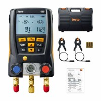 Testo 550 Kit Gruppo Manometrico Digitale Bluetooth 0563 1550