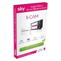 Modulo CAM I-CAM HD WiFi con Scheda SKY - Prodotto Ricondizionato