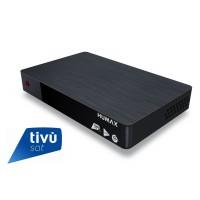 Humax 80990HD Decoder tivùsat HD con Tessera certificato tivùon