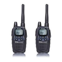 Midland G7 PRO Coppia di radio ricetrasmittenti PMR446 e LPD