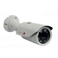 Telecamera Bullet IP 4 Megapixel FullHD con varifocal e IR fino a 40 metri