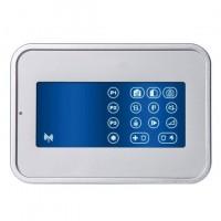 DSC WK160 tastiera radio touch screen per il controllo delle centrali DW