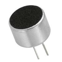 Capsula Microfonica Omnidirezionale a Condensatore 100-16000 Hz 40dB (immagine puramente indicativa)