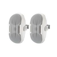 Monacor MKS-248/WS Coppia casse acustiche 8 ohm 100w