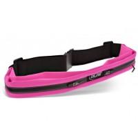 Marsupio sportivo da corsa doppia tasca colore rosa