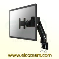 Supporto da scrivania per monitor NewStar FPMA-D600BLACK