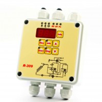 Tecso R-309 Centralina Controllo per Pannelli Solari Termici