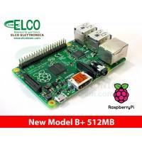 Raspberry Pi Model B+ 512Mb - Nuovo Modello