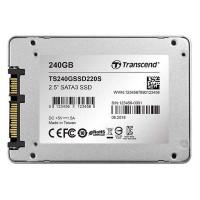 Transcend SSD220S Disco Stato Solido 240GB SATA III da 6 Gb/s - TS240GSSD220S