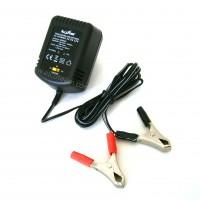 Caricabatterie per batterie al piombo 2V, 6V, 12V 600mA