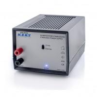 KERT KAT10 Alimentatore da Banco Commutabile 12VDC / 13,8VDC 6A
