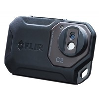 "FLIR C2 Termocamera tascabile 80x60 punti e display 3"" touchscreen"