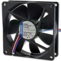 EBMPAPST 3412 N/2 G Ventilatore 92x92x23mm 12VDC tachimetrica a 3 fili