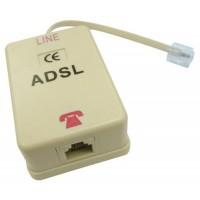 Filtro ADSL con presa di tipo RJ