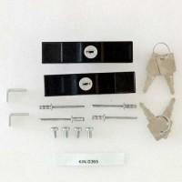 GT-Line KIN.0365 Set di serrature per valige GTLine versione precedente