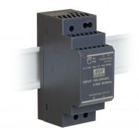 Mean Well HDR-30-24 Alimentatore Ultra Compatto 24V 1,5A da Barra DIN