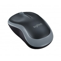 Logitech B185 Wireless Mouse Ottico Grey, USB, Plug and Play