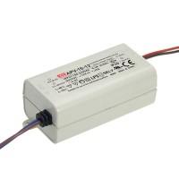 Mean Well APV-16-12 Alimentatore Trasformatore per LED 12V 15 Watt