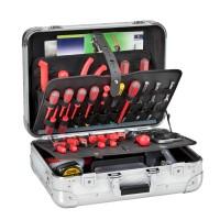 Metal Lite PEL Valigia porta utensili professionale in Alluminio GT-Line