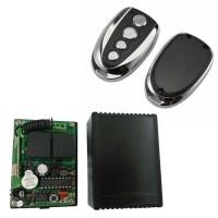 MKC MRK402ROL kit 2 telecomandi con ricevitore universale per cancelli