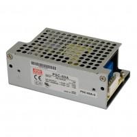 Mean Well PSC-60A-C Alimentatore 13,8V con Caricabatteria (Funzione UPS)