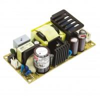 Mean Well PSC-60B Alimentatore Open Frame 27,6V con Caricabatteria (Funzione UPS)
