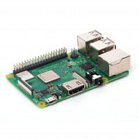 Raspberry Pi 3 Model B+ 1GB BCM2837B0 SoC, IoT, PoE