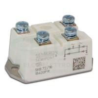 Semikron SKB72/16 Ponte Raddrizzatore Monofase 70A 1600V