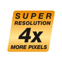 Super Resolution for Testo Thermal Cameras