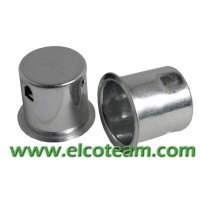 0058706792 Portafiltro per tubo vetro - Confezione 5 pezzi