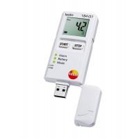Testo 184-G1 Mini Datalogger per la misura della temperatura, umidità ed accelerazione durante i trasporti
