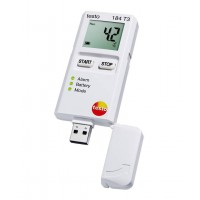Testo 184-T3 Mini Datalogger per la misura della temperaura durante i trasporti
