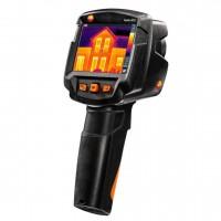 Testo 872 Termocamera 320x240 con Super Risoluzione e App Smartphone - 0560 8721