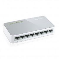 TP-Link TL-SF1008D Switch Desktop 10/100Mbps 8 Porte