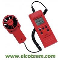 Anemometro con termometro Amprobe TMA10A