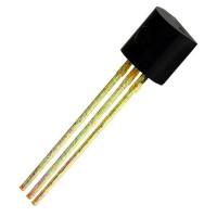 BC172A Transistor NPN 25V 100mA TO-92 Terminali Dorati ITT NOS