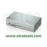 Splitter VGA 4 porte Aten VS94A (Default)Indietro  Reset  Elimina  Duplicato  Salva  Salva e continua modifiche