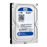 WD Blue 1 TB HDD Hard Disk  SATA 64MB Cache  SATA 6Gb/s 7200RPM