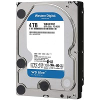 WD Blue 4 TB HDD Hard Disk  SATA 64MB Cache  SATA 6Gb/s 5400RPM WD40EZRZ