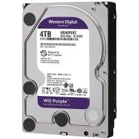 WD Purple 4 TB HDD Hard Disk per Videosorveglianza WD40PURZ SATA 6Gb/s
