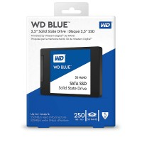 WD Blue WDS250G2B0A Hard Disk Disco Stato Solido SSD  250GB SATA III Western Digital