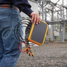 Fluke 1746/30 Registratore di Power Quality con Sonde iFlex da 3000A