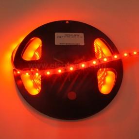 Striscia LED 5 Metri Colore Rosso 12 VDC IP30 4,8W/m