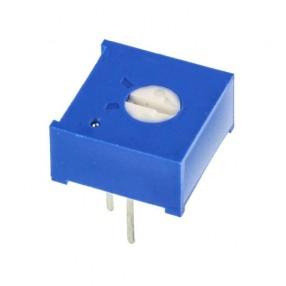3386P-504 Trimmer Cermet 500 kOhm Regolazione Verticale