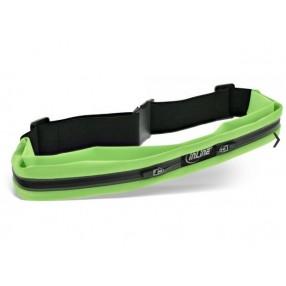 Marsupio sportivo da corsa doppia tasca colore verde
