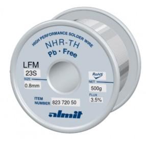 Almit 82372050 Lega di Stagno in Filo LFM-23-S diametro 0,8mm 500 grammi