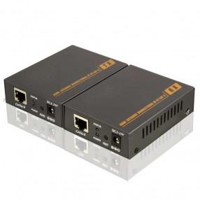 LOHD71-DIR Video Extender HDMI su Cat6/7E con ripetitore di telecomando bidirezionale