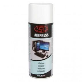 Bomboletta Aria Compressa Spray 400ml con cannuccia - AIRPRESS