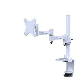 Supporto da scrivania per monitor NewStar FPMA-D1330WHITE