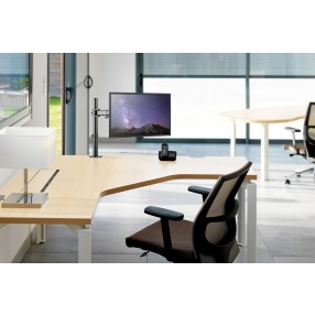 Supporto da scrivania per monitor NewStar NM-D135BLACK